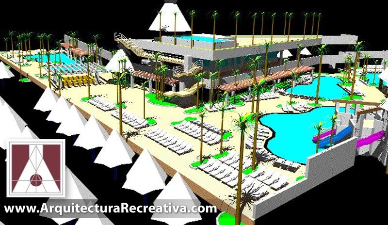 Arquitectura recreativa dise o de balnearios for Arquitectura y diseno de hoteles
