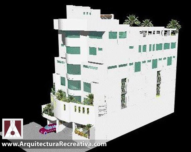 Arquitectura recreativa for Arquitectura de hoteles