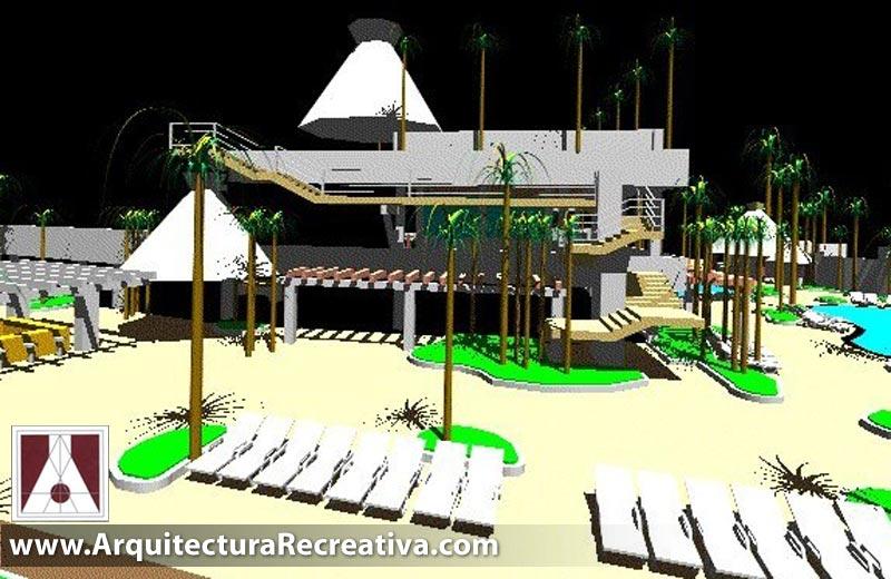 arquitectura recreativa